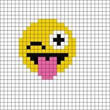 Emoji Perler Bead Patterns New Emojis Perler Beads Emojis Pinterest Emojis Cross Stitch