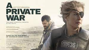 Watch A Private War Online (Full Movie)