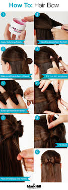 Bows In Hair Style the 25 best bow hairstyle tutorial ideas hair bow 1356 by wearticles.com