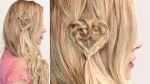 C Ur Tress Tuto Coiffure Soir E Chic Romantique Cheveux