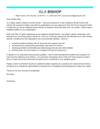 Human Services Cover Letter Examples Free Eursto Com