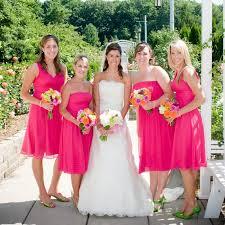 hot pink and orange wedding - Google Search
