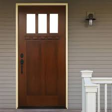 craftsman style front doorsCraftsman Style Front Doors with Glass  Find Out Special