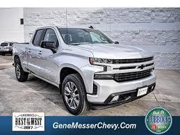 New Chevrolet Silverado 1500 (Silver Ice Metallic) For Sale Near ...