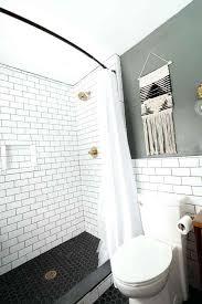 modern white tile shower. Delighful Tile Subway Tile Shower And Bathroom Modern White Kitchen With And Modern White Tile Shower T
