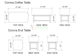average coffee table size large size of coffee tableaverage coffee table size for of imposingrage coffee average coffee table size