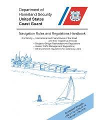 Handbook And Regulations Uscg Navigation Rules