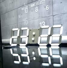 oversized modern wall clock large modern wall clocks art clock unique artistic oversized wall clocks inches oversized modern wall clock