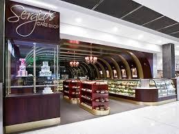 Very Elegant cake and bakery shop interior design | Bakery Inspiration |  Pinterest | Bakery shop interior, Shop interior design and Bakeries