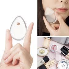 makeup blender silicone. silicone makeup sponge applicator blender foundation