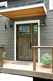 awning doors exterior modern door canopy entry gallery doors design ideas exterior overhang wooden front aluminum