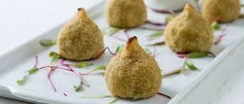 Resultado de imagem para receita de coxinha de batata doce