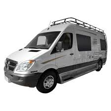 Vw t25 t3 vanagon rear. Aluminess 210430 Extended Body High Roof Rack For Mercedes Sprinter Van 2003 2017 Bumper Superstore