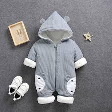 <b>2018</b> Autumn <b>Winter Coat</b> Jumpsuit <b>Baby</b> Clothing <b>Newborn</b> ...