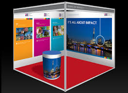 Product Display Stands For Exhibitions Exhibition Stand Design Portable Displays ShellClad UK 42
