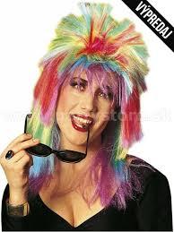 Parochňa Rock Star Rainbow Viacfarebná Unisex
