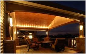 covered patio lighting finding mood ideas covered with fireplace outdoor lights u91 patio