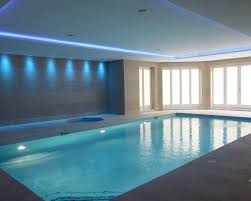 indoor pool lighting lighting basement swimming pool with mood lighting to indoor a