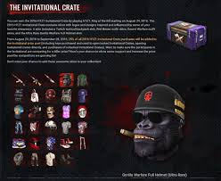 h1z1 invitational crate luxury arclegger on twitter have you looked at the invitational