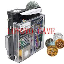 Advanced Vending Machines Awesome Advanced Top Entry Mechanical Coin Selector Coin Acceptor LK 48A