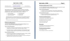 Resume 2 Pages 100 page resume examples two sample 100 cv cover letter publish 31