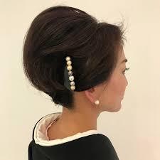着物で結婚式に出席お呼ばれマナー髪型バッグはこうするのが正解