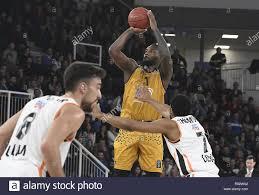 Foto Richard Morgano/LaPresse 19 Dicembre 2018 Brescia, Italia Sport Basket  - Eurocup 2018/2019 Germani Basket