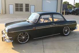 jesse james is parting ways his handsome volkswagen type 3 jesse james is parting ways his handsome volkswagen type 3 notchback
