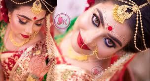 gorgeous bengali bridal eye makeup tutorial step by step mayuri sinha sarkar