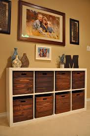 Diy Storage Diy Storage And Wooden Crates I Am In Love With This I Wonder