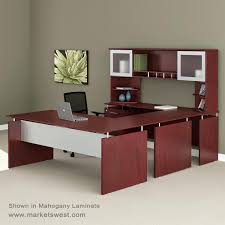 Awesome Home Office Furniture John Schultz. Interesting Modern Design  Medina Series Straight Front Executive Optionking.info Is A Great Content!!!