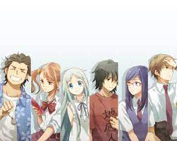 anime best friends group boys and girls ...