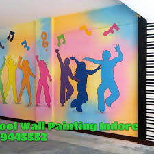3d wall painting artists