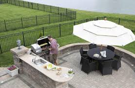 Outdoor Summer Kitchen How To Cook Up Plans For A Deluxe Outdoor Kitchen