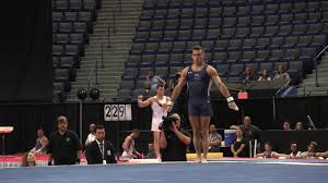 sam mikulak floor exercise 2016 p g chionships sr men day 2 usa gymnastics