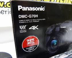 Unboxing: Panasonic Lumix G70 (DMC ...