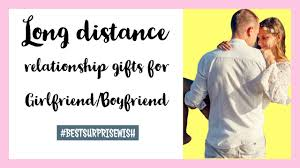Long Distance Relationship Surprise Gifts For Girlfriend Boyfriend