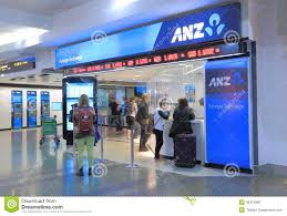 anz bank australia editorial photo anz office melbourne