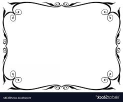 simple frame border design. Brilliant Border Simple Vector Frame Designs Border Design  Ornamental Decorative To