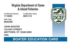 Online Virginia Boating License com® Boaterexam Get Your