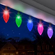 Frozen String Lights Noma Advanced Voice Command Christmas String Lights Gemmy