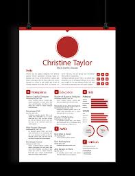 personal branding solutions word of mouth branding resume poster mockup