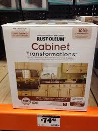 Rustoleum Kitchen Cabinet Kitchen Cabinet Transformation The Little Brown House