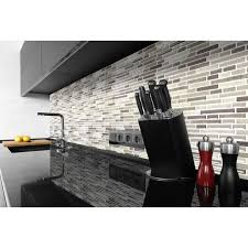 gel mosaic tile wall transfer