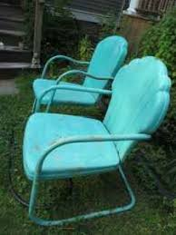 Antique metal outdoor furniture 1940s Old Turquoise Garden Chairs Outside Garden Chairs Lawn Chairs Chair Pinterest Old Turquoise Garden Chairs Outside Garden Chairs Lawn Chairs