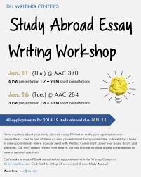 du study abroad duabroad twitter oie staff can t review essays but will answer general qspic com j3plkzawwb