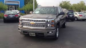 2014 Chevrolet Silverado Double Cab LT 2wd Brownstone Metallic ...