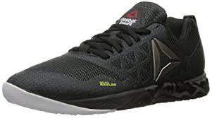 reebok mens trainers. reebok men\u0027s crossfit nano 6.0 cross-trainer shoe, gravel/black/white/ mens trainers