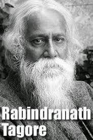 rabindranath tagore short biography words