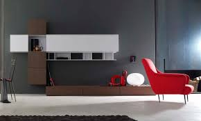 famous italian furniture designers. minimalist italian design wall mounted living room unit white and dark oak famous furniture designers